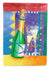 Buy this New Years Celebration Toast Flag Garden Size
