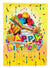 Buy this Happy Birthday Party Flag Canvas House Size APH8873CHF