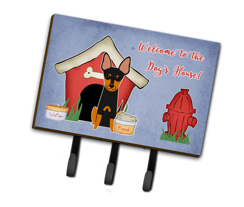 Buy this Dog House Collection English Toy Terrier Leash or Key Holder