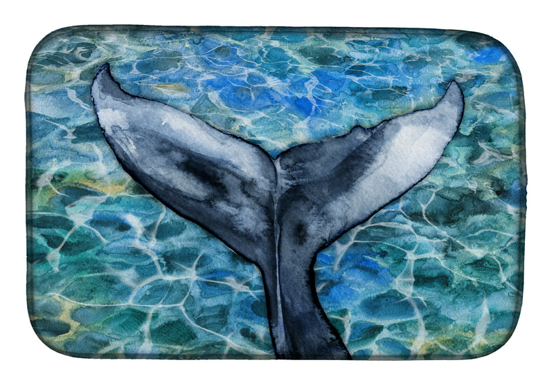 Buy this Whale Tail Dish Drying Mat BB5337DDM