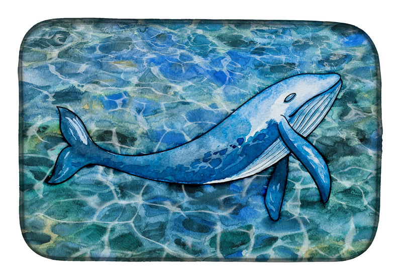 Buy this Humpback Whale Dish Drying Mat BB5353DDM