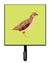 Buy this Golden Phoenix Quail Green Leash or Key Holder