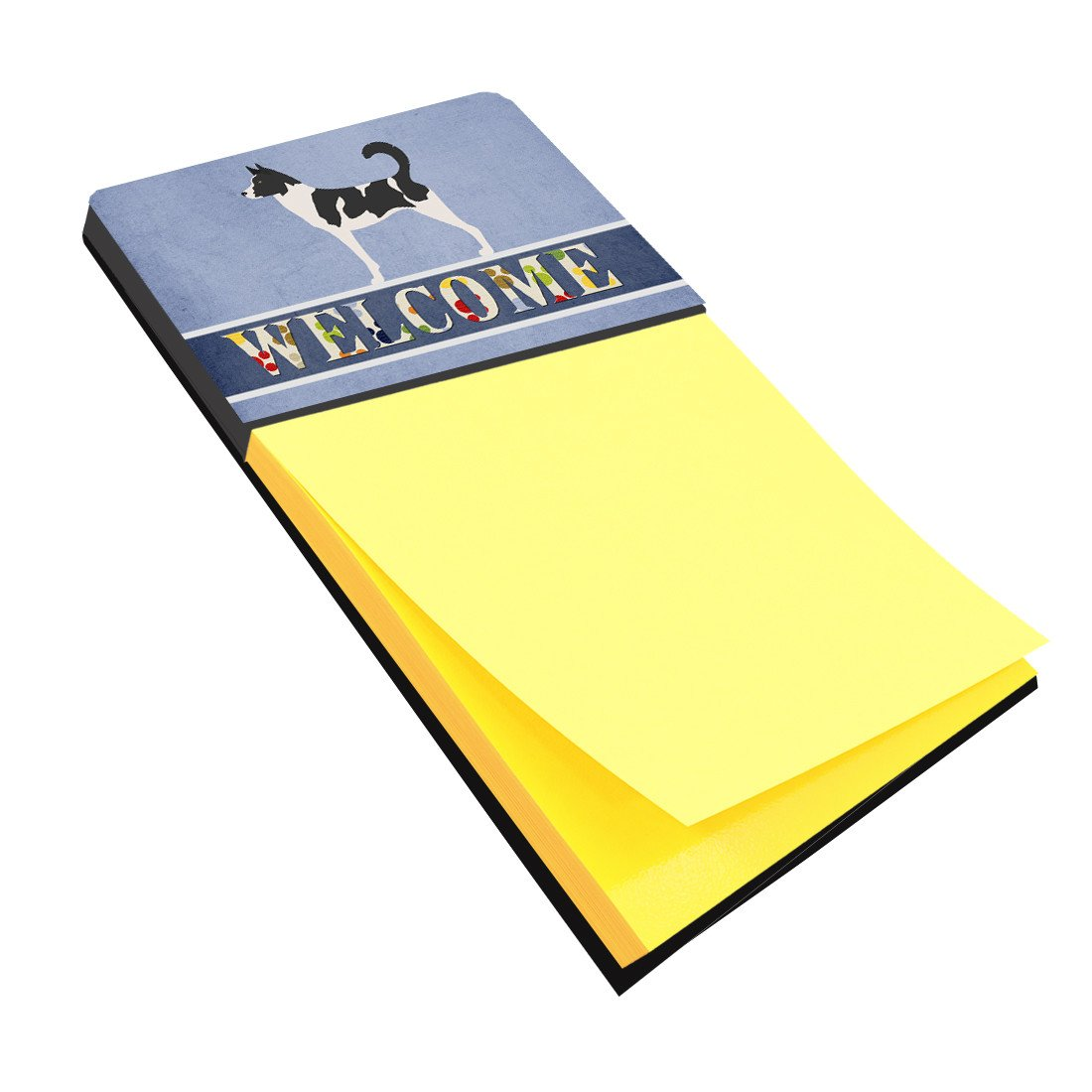 Buy this Canaan Dog Welcome Sticky Note Holder BB8329SN