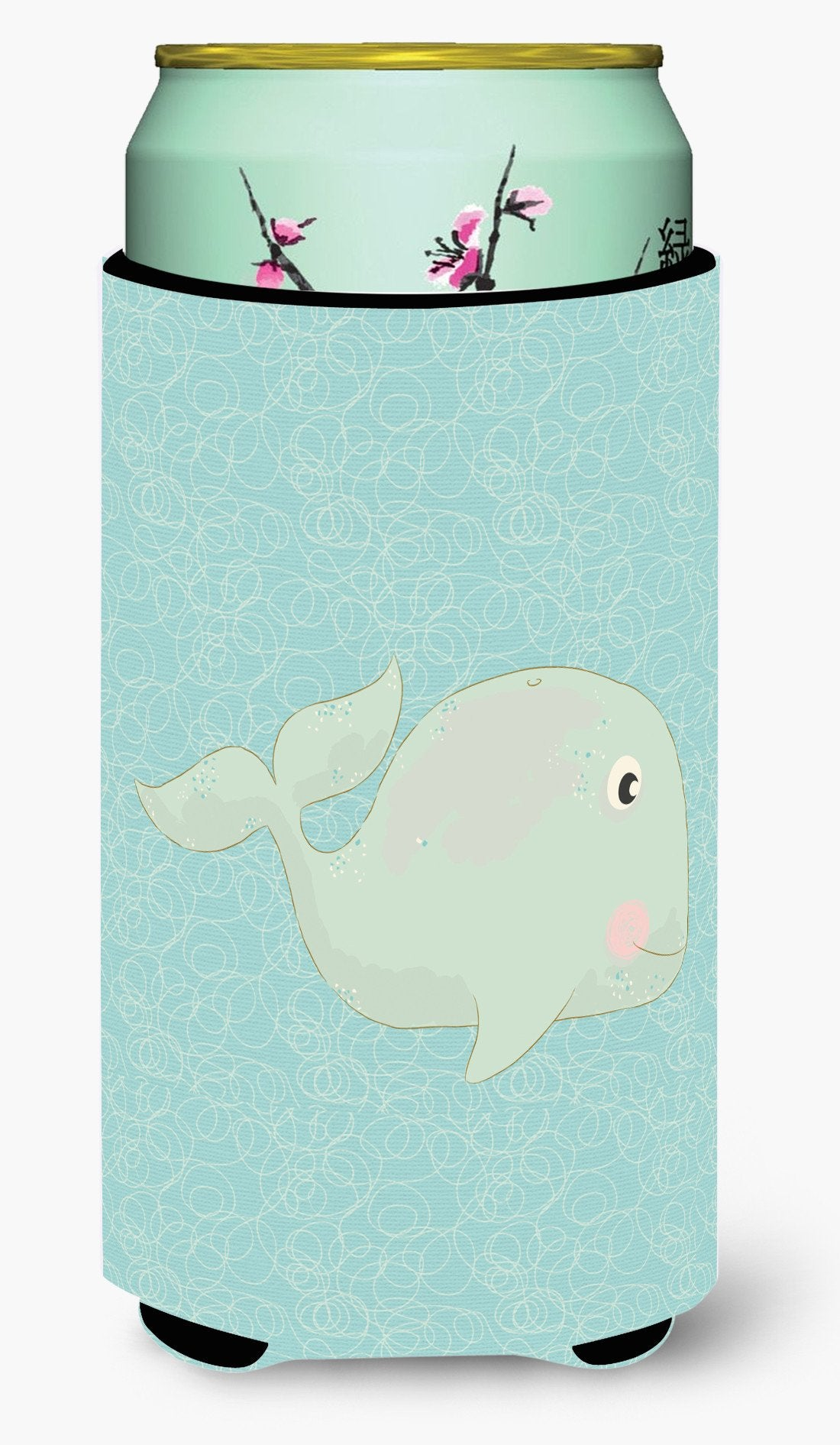 Buy this Whale Tall Boy Beverage Insulator Hugger BB8586TBC