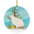 Buy this Texas Quail Christmas Ceramic Ornament BB9324CO1