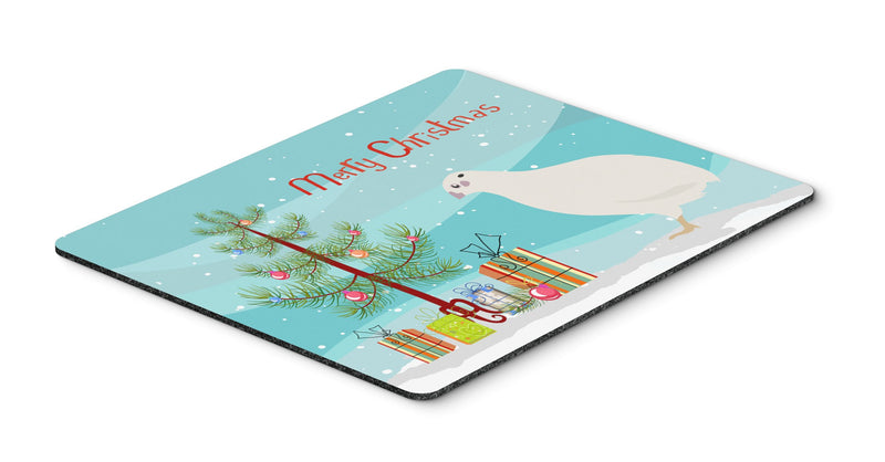Buy this Texas Quail Christmas Mouse Pad, Hot Pad or Trivet BB9324MP