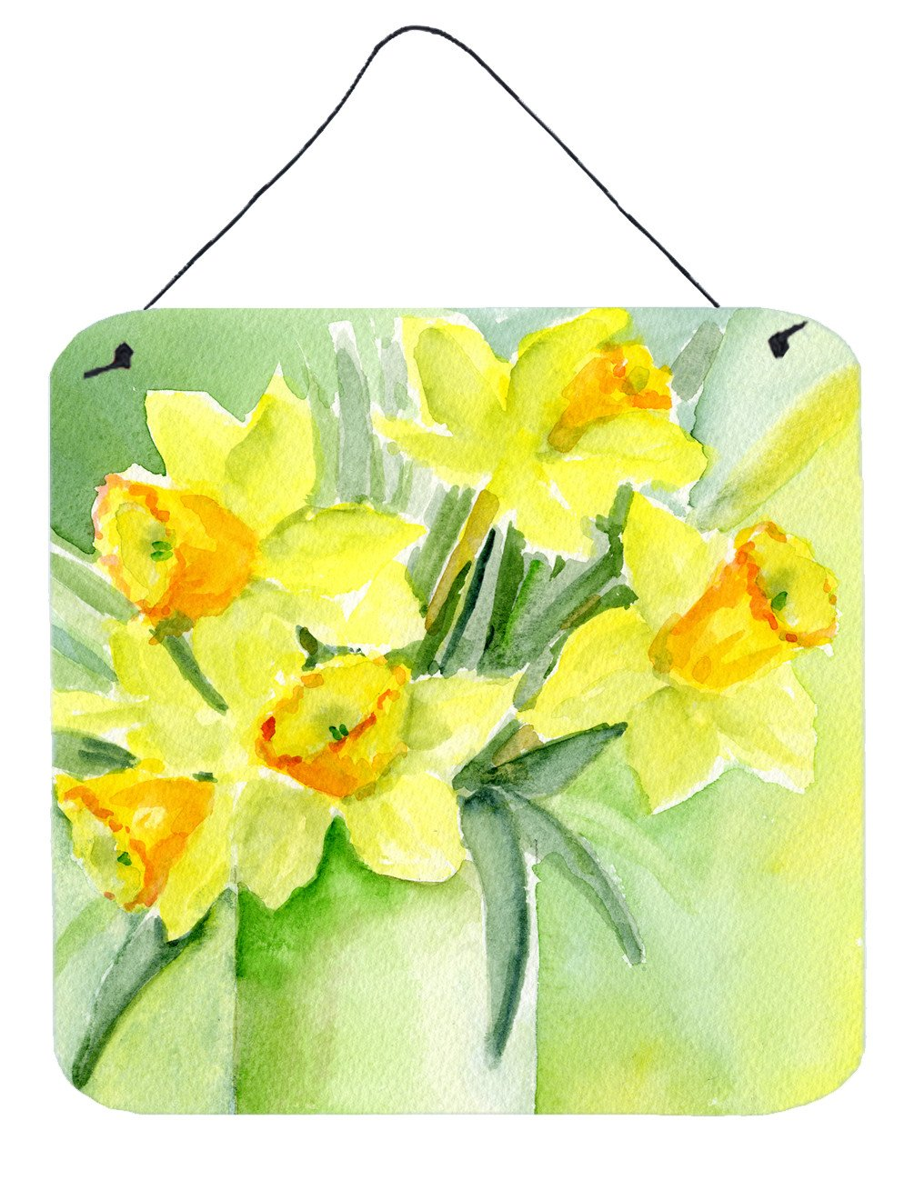 Buy this Daffodils by Maureen Bonfield Wall or Door Hanging Prints BMBO970ADS66