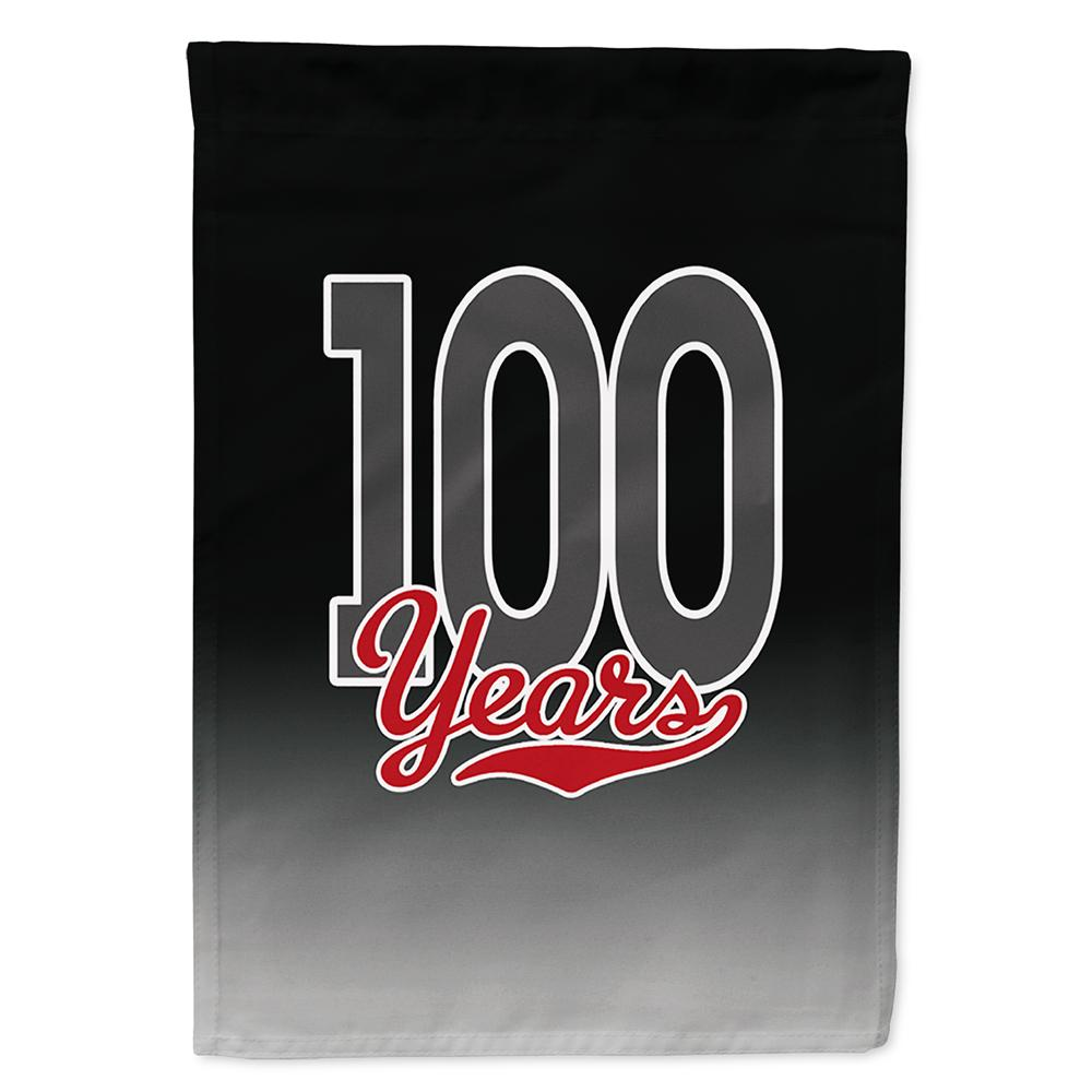 Buy this 100 Years Flag Garden Size CJ1092GF