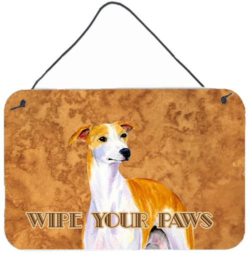Dog House Collection Whippet Pair Of Pot Holders The