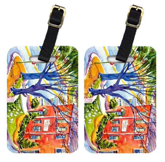 Buy this Pair of 2 Harbour Luggage Tags
