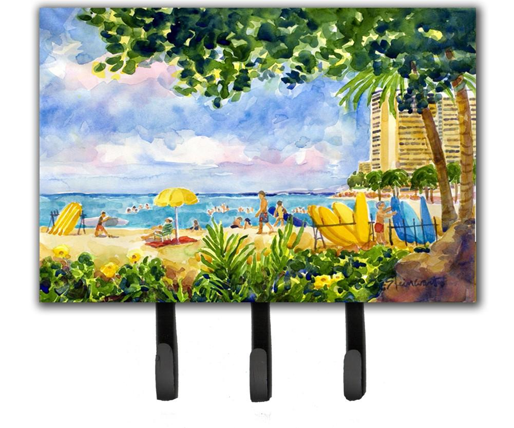 Buy this Beach Resort view from the condo  Leash Holder or Key Hook