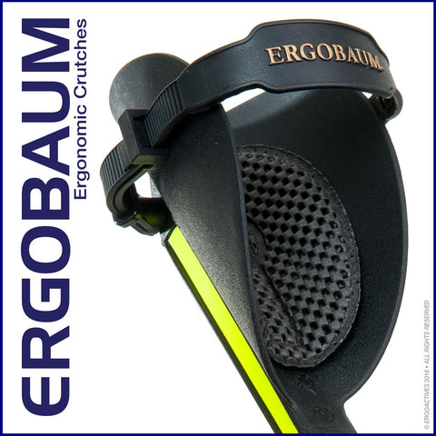 Ergobaum 7G Royal Crutches