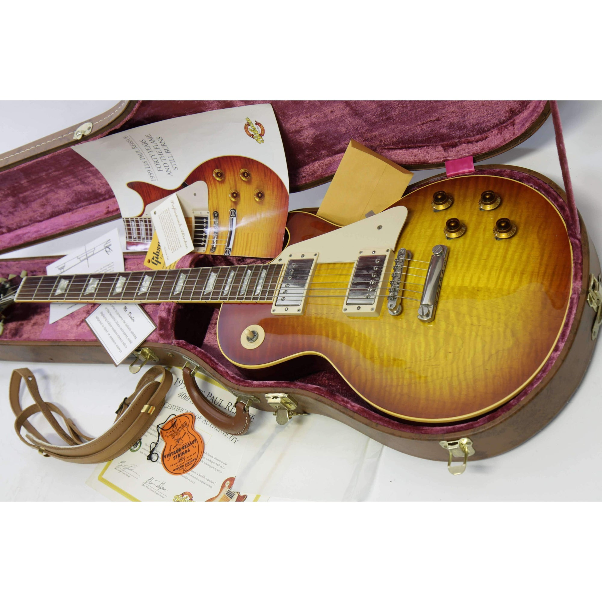 1959 Gibson Les Paul 1999 R9 40th Anniversary (Custom Shop)