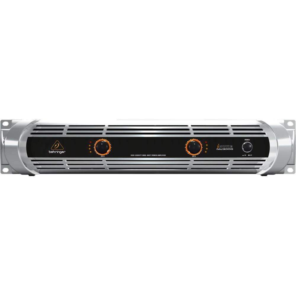 Industrie Music,Behringer iNUKE NU3000 3000W Power Amplifier