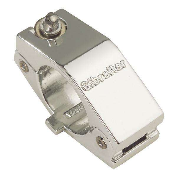 Industrie Music,Gibraltar Road Series Chrome Rack Hinged Memory Clamp - Pk 1