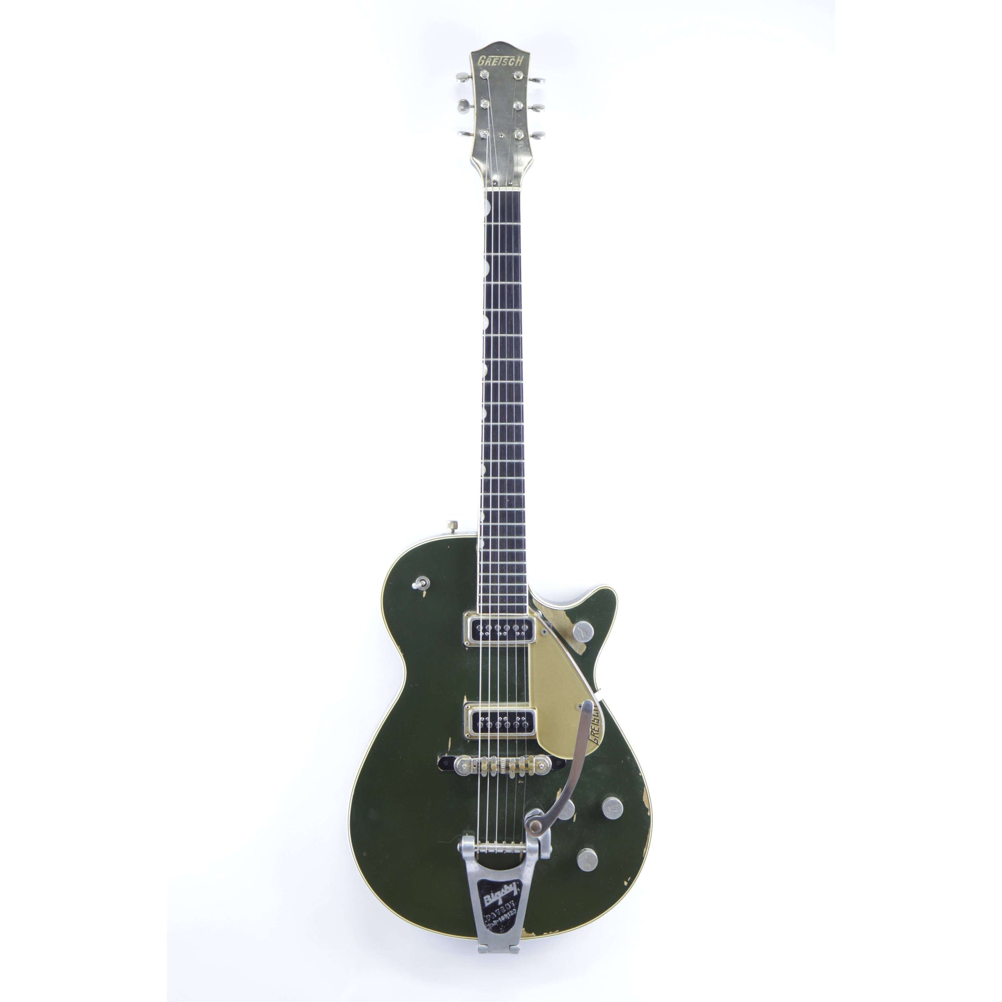 Gretsch 6128 Cadillac Green (early 1958)