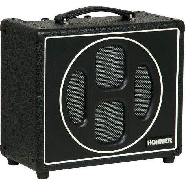 Industrie Music,Hohner Hoodoo Box 5W/Class A Tube Harmonica Amplifier