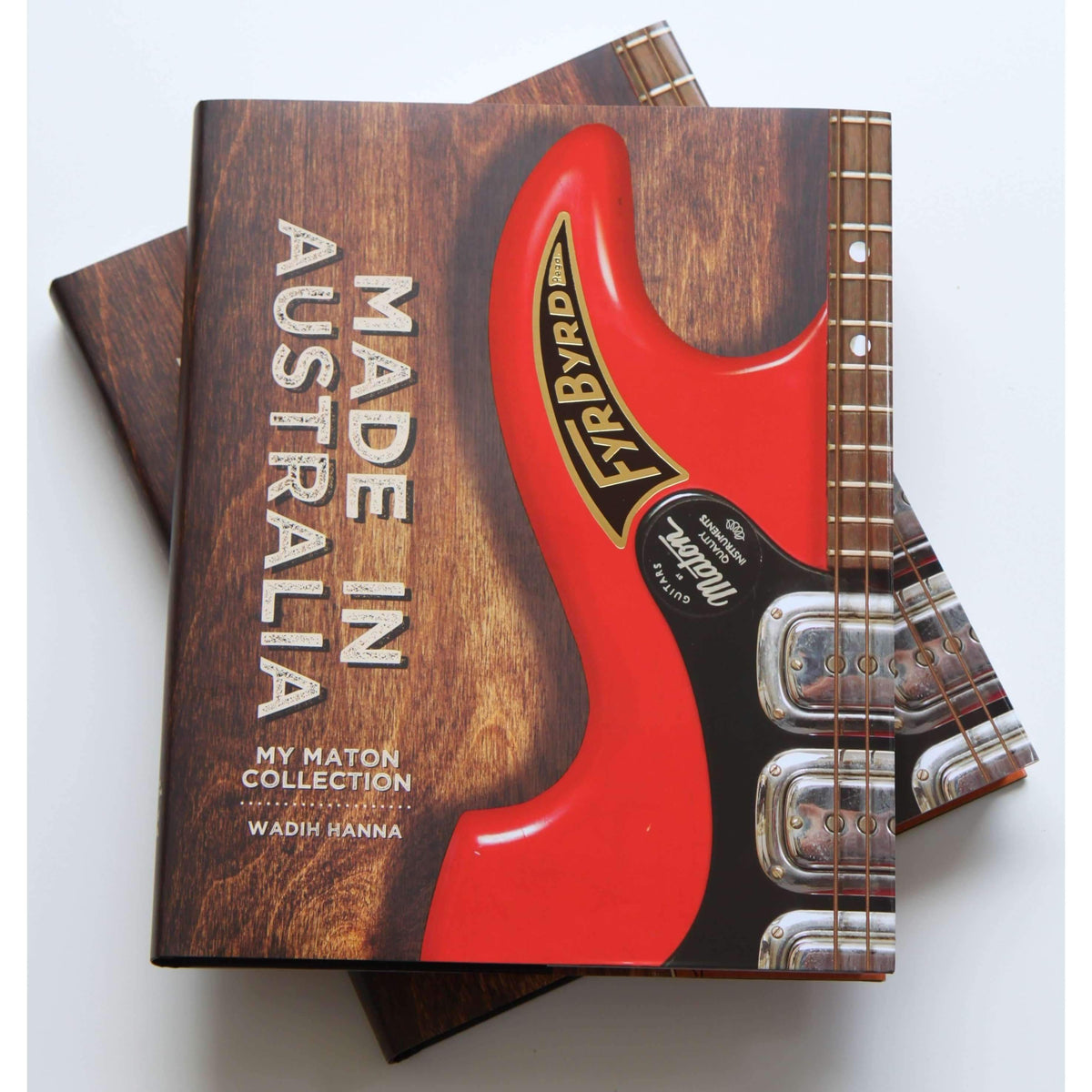 Industrie Music:Made In Australia: My Maton Collection