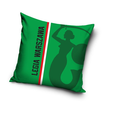 Cushion Cover - Legia Warszawa #2 - Amazing Curtains