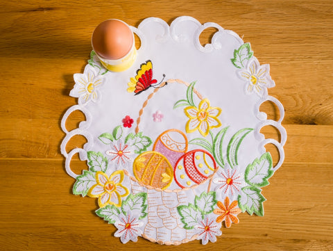 Easter Placemats - 30, 40cm Easter Eggs - Amazing Curtains