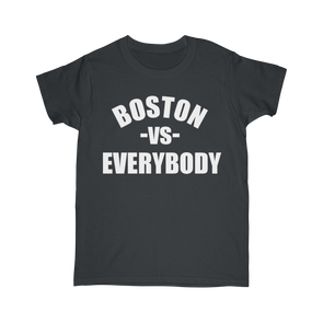 Boston VS Everybody (ladies)