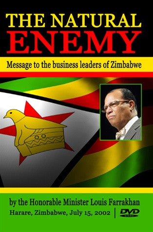 "Zimbabwe Message: On ""The Natural Enemy"""