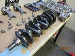 K24z -Bottom End Engine Parts