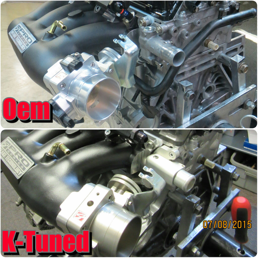 Upper Coolant Housing Upgrade