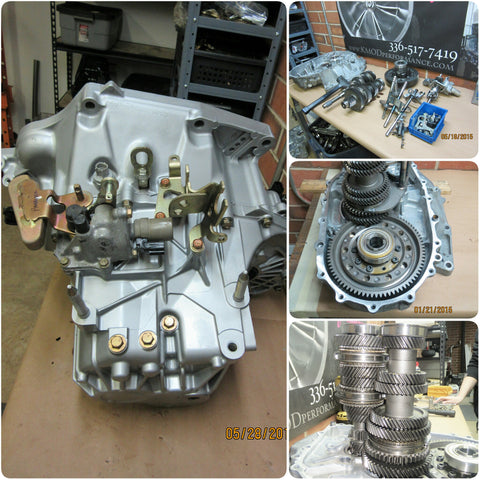 KMOD High Performance 6 Speed Transmission