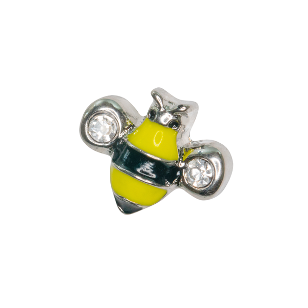 Happy Little Bee Charm - SPECIAL jewelry - Monty Boy