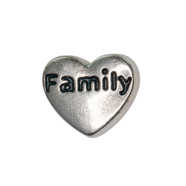Family in My Heart Charm - SPECIAL jewelry - Monty Boy