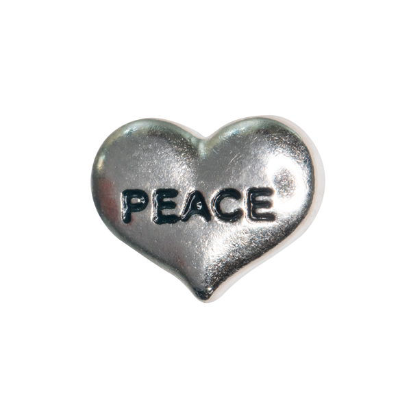 Peace in Heart Charm - SPECIAL jewelry - Monty Boy