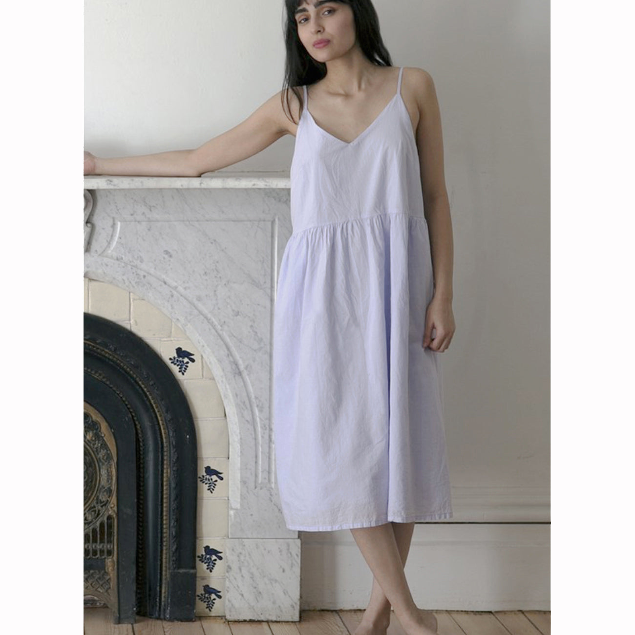Ursa Minor Delphine Dress in Lilac