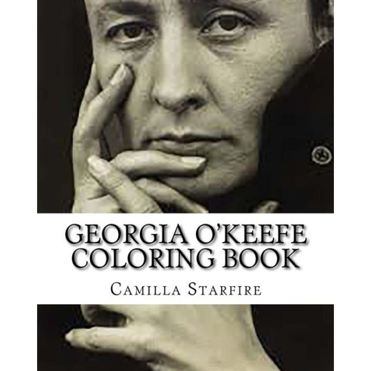 Georgia O'Keefe Coloring Book