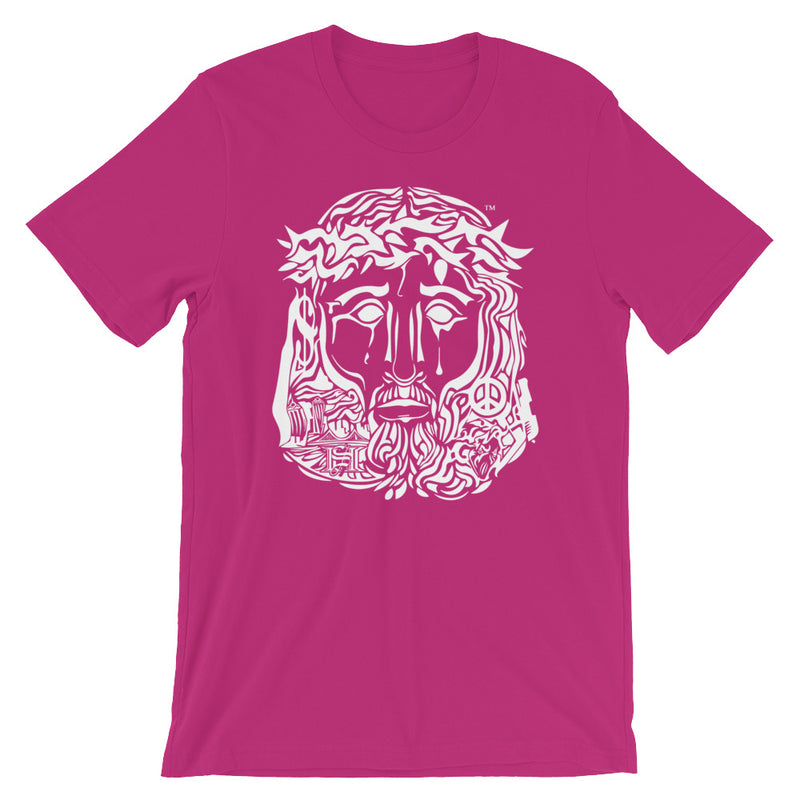 Men's Pichardo Shirt Jesus Face (More Colors Available)