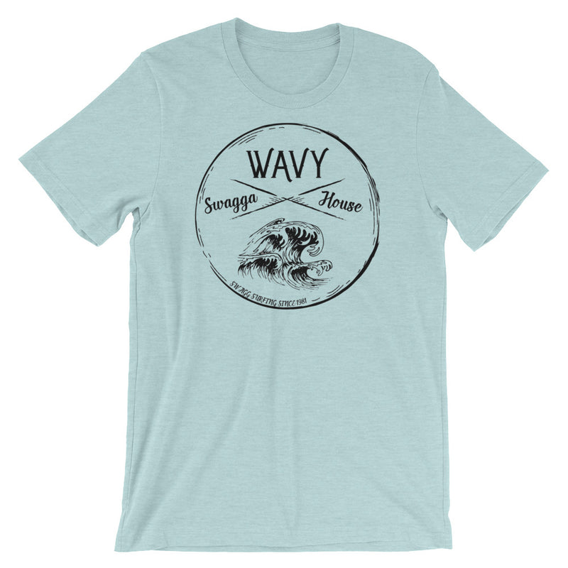 Swagga House Shirt Wavy (More Colors Available)