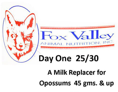 Fox Valley 25/30 Opossums 45 grams & up