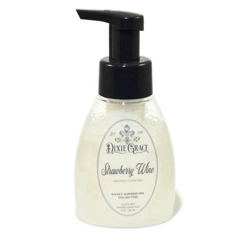 Strawberry Wine - Foaming Hand Soap