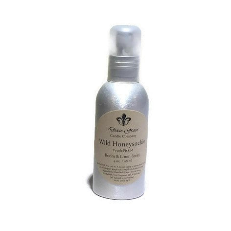 Wild Honeysuckle - Room & Linen Spray