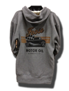 Motor Oil Zip Hoody