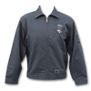 Eisenhower Jacket - Lined - Charcoal