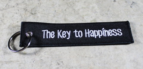 The Key to Happiness - Original CG Key tag