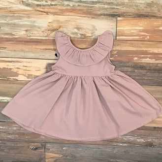 The Audrey lace dress - pink