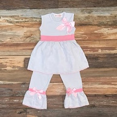 toddler girl 2 piece outfit