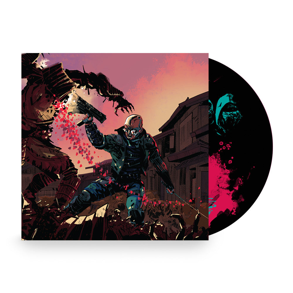 Shadow Warrior 2 (Deluxe Black Vinyl & Game)