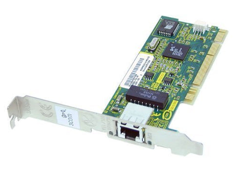 3Com PCI Ethernet Desktop Network Adapter Card- 3C905CX-TX-M