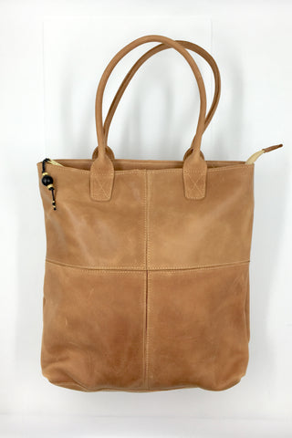 Caramel Large Crossbody
