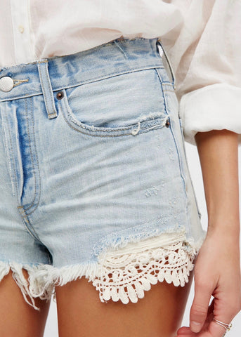 Daisy Chain Shorts - Light