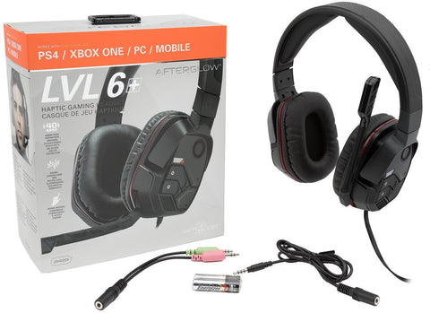Universal Wired Headset LVL6+ (090-072-NA)