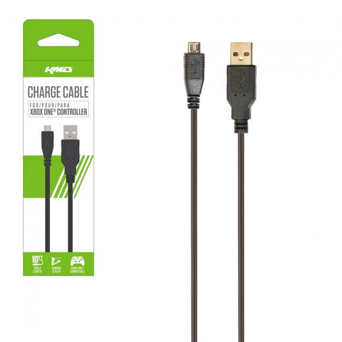 Xbox One Charge Cable for Controllers (KMD-XB1-3156)